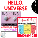 BUNDLE - Hello, Universe - Notice & Note Novel Study + Gra