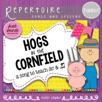 BUNDLE Hogs in the Cornfield {Takadi / Tikati / Tiriti and High Do}