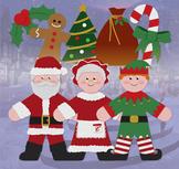 Holiday Clip Art Set 01 BUNDLE