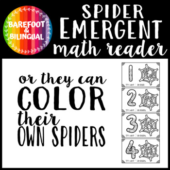BUNDLE!!! I see spiders in spiderwebs- SPAN & ENG