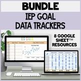 Bundle IEP Goal Data Trackers