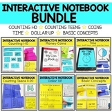 BUNDLE INTERACTIVE MATH NOTEBOOKS