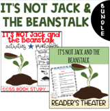 IT'S NOT Jack and the Beanstalk Readers' Theater and Diffe