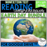 BUNDLE Informational Text for Google Drive™ | Earth Day |