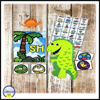 BUNDLE: Initial and Ending Digraphs Worksheets & Centers