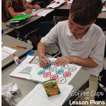 BUNDLE  Interactive Lessons, Practice Skills for LCM, GCF, Prime Numbers