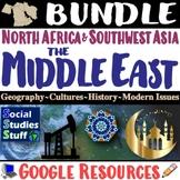 BUNDLE   Middle East Region Google Digital Resources   Int