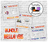 BUNDLE: Irregular Verbs