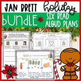 BUNDLE: Jan Brett Christmas Holiday Read Aloud Lesson Plans