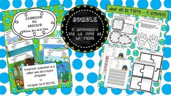 BUNDLE - Jour de la Terre - 2 documents