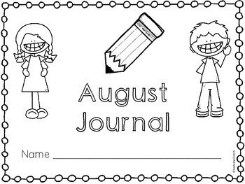 BUNDLE: Journal Prompts and Monthly Journal Covers!