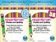 BUNDLE: Kindergarten Phonics and Spelling D'Nealian (Weeks 25-32) {TEKS-aligned}