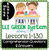 LLI GREEN Kit Comprehension Lessons 1 - 130 BUNDLE