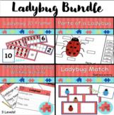 BUNDLE - Ladybug Activities