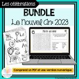 BUNDLE Le Nouvel An 2021 || Version numérique et PDF