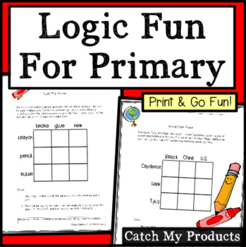 BUNDLE: Logic Fun for Little Ones - Gifted and Talented or