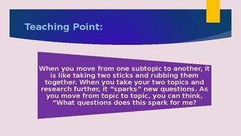 BUNDLE: Lucy Calkins Power Points -4th Grade- Reading Workshop
