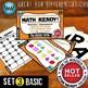 BUNDLE ~ MATH READY 3rd Grade Task Cards – Classify & Sort 2D & 3D Solids