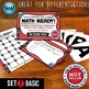 BUNDLE ~ MATH READY 3rd Grade Task Cards – Comparing/Order