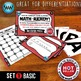 BUNDLE~MATH READY 3rd Grade Task Cards: Composing/Decomposing Numbers to 100,000