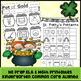 KINDERGARTEN BUNDLE: March Comprehension, Phonics & Math Work