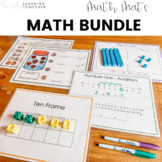 BUNDLE - Math Mats