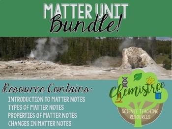 BUNDLE! Matter Unit