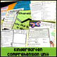 KINDERGARTEN BUNDLE: May Comprehension, Phonics & Math Work