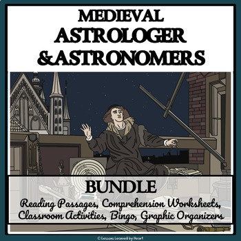 BUNDLE: Medieval Astrologers and Astronomers