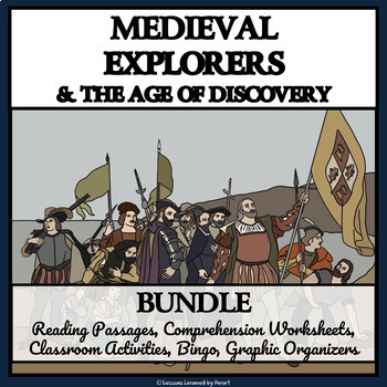 BUNDLE: Medieval Explorers and the Age of Discovery