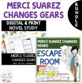 Merci Suarez Changes Gears ESCAPE ROOM and DIGITAL NOVEL S