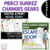 BUNDLE - Merci Suarez Changes Gears - Escape Room + DIGITA