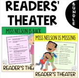 Miss Nelson is Missing and Miss Nelson is Back Readers' Th