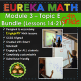 BUNDLE Module 3 Topic E Eureka Math 4th Grade Smartboard L