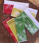 Multiplication Flashcard Kit 0-10 and 0-12, BUNDLE