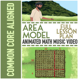 Area Model Multiplication: 2-Digit x 2-Digit Multiplication Video & Activities