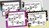 BUNDLE - Musical Math Mania Equations Levels 1 -4:  PPT Edition