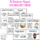 BUNDLE Science Word Wall and I Can Statements Grade 3