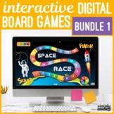 DISCOUNT BUNDLE No Print Editable PowerPoint Board Games f