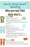 BUNDLE Retro Notice & Note, Book, Head, Heart, SWBTS, and