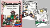 BUNDLE - Nursery Rhyme Quick Print Banners for Elem. Classroom (Sets 1-4)