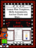 LLI Anchor Charts, Skills Assessments, Lesson Plan Templat