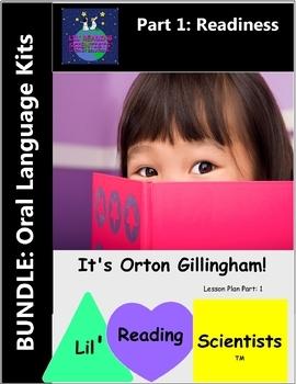 BUNDLE: Oral Language Kit