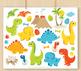 CLIPART BUNDLE - Dinosaur Fun (Boy)
