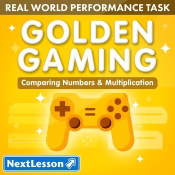 BUNDLE- Performance Task – Comparing Numbers & Multiplicat