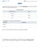 Bundle G7 Percent Change & Proportions - Terrific Travels Performance Task