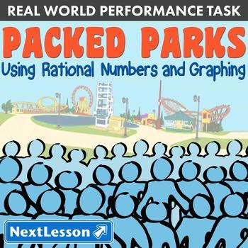 BUNDLE - Performance Task – Using Rational Numbers & Graph