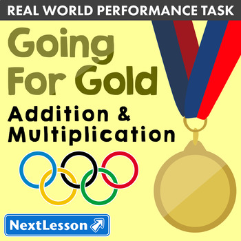 BUNDLE – Performance Tasks – Addition & Multiplication – G