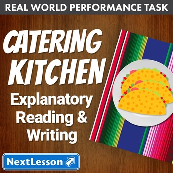 BUNDLE - Performance Tasks - Explanatory Writing – Caterin