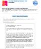 BUNDLE - Performance Tasks - Informational Text – Summer R